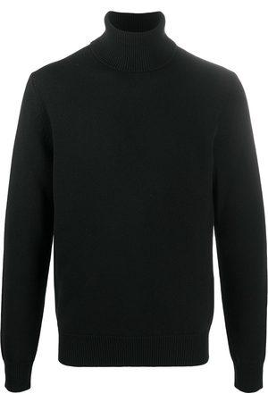 Dolce & Gabbana Jersey de canalé con cuello vuelto