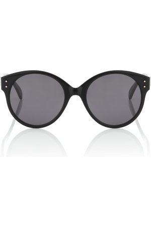 Alaïa Gafas de sol redondas