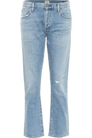 Citizens of Humanity Jeans boyfriend Emerson tiro medio