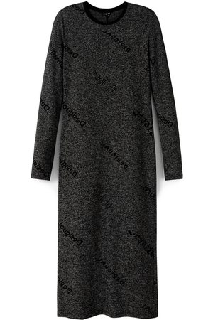 Desigual Mujer Largos - Vestido largo 20WWVK95 para mujer