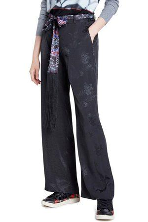 Desigual Pantalón fluido 20WWPW09 para mujer