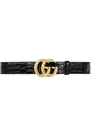 Gucci Cinturón con motivo GG Marmont