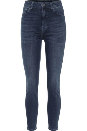 7 for all Mankind Jeans Aubrey Slim Illusion Luxe