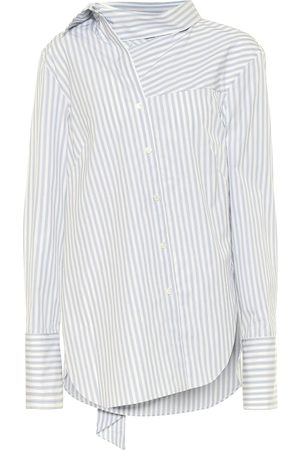 MONSE Camisa de algodón a rayas