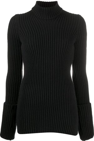 Bottega Veneta Rib-knit rollneck jumper