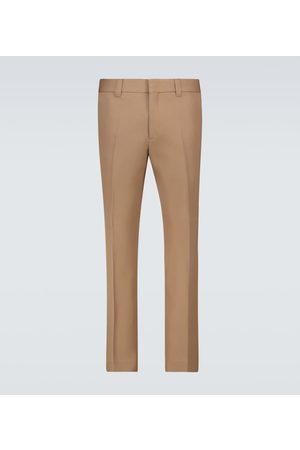 Burberry Pantalones slim de lana