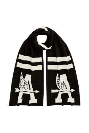 Ralph Lauren Bufanda de punto de lana personalizada