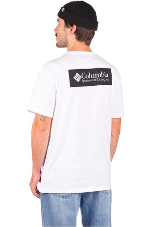 Columbia North Cascades T-Shirt blanco