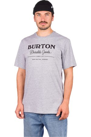 Burton Durable Goods T-Shirt gris