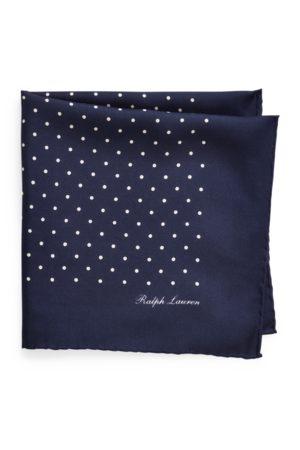 Ralph Lauren Hombre Bufandas y Pañuelos - Pañuelo de bolsillo de seda