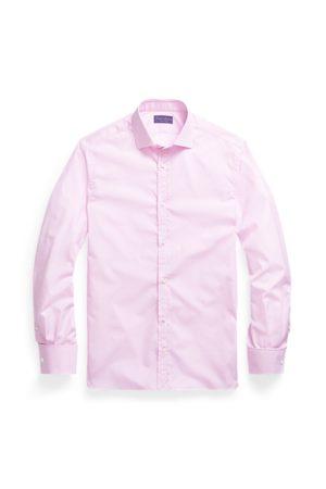 Ralph Lauren Hombre De vestir - Camisa fil-à-fil con puño francés