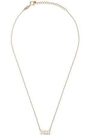 Tasaki Mujer Collares - Collar Balance Akoya en oro amarillo de 18kt con diamante y perla