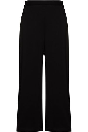 Reformation Ryerson straight-leg cropped trousers