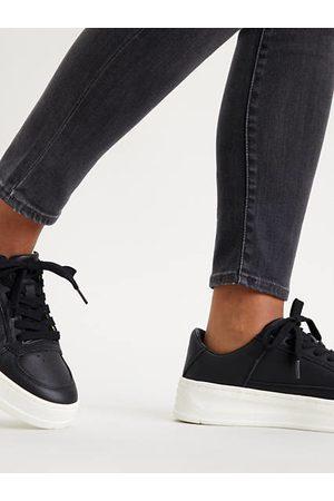 Levi's Mujer Zapatillas deportivas - Silverwood Sneakers / Regular Black