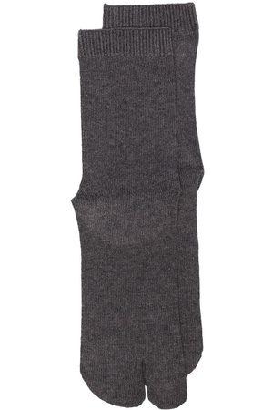 Maison Margiela Mujer Calcetines - Calcetines con puntera Tabi