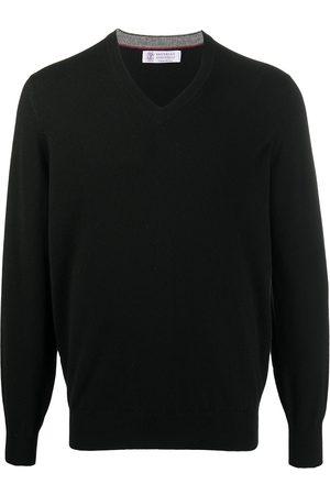 Brunello Cucinelli Jersey con cuello en V