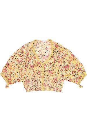 POUPETTE ST BARTH Blusa floral Ariel