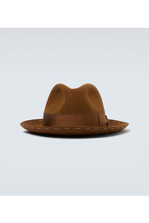 Borsalino Sombrero de fieltro con banda