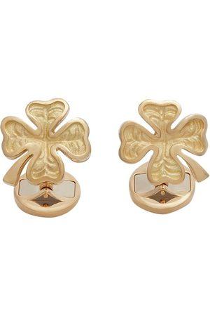Dolce & Gabbana Gemelos Good Luck en oro amarillo de 18kt con rubí
