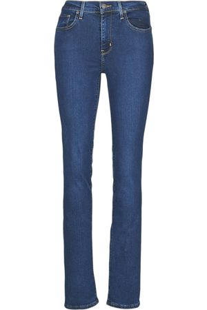 Levi's Jeans 724 HIGH RISE STRAIGHT para mujer