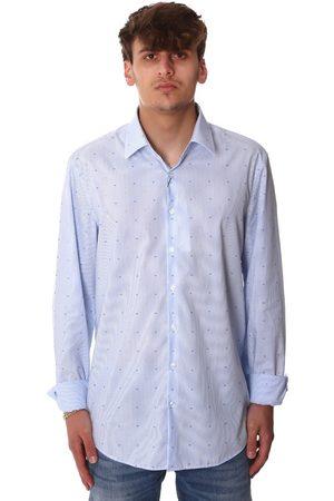 Calvin Klein Camisa manga larga K10K105395 para hombre