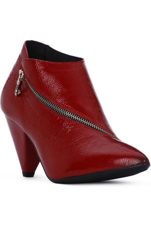 Juice Boots ROSSO NAPLAK para mujer