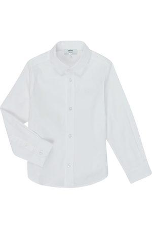 HUGO BOSS Camisa manga larga J25P16 para niño