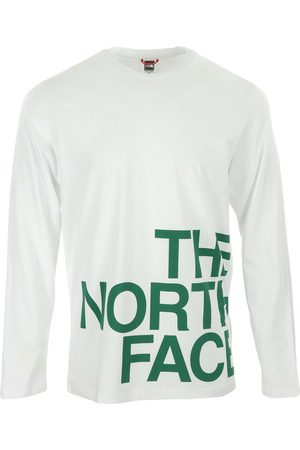 The North Face Camiseta manga larga Graphic Flow LS para hombre