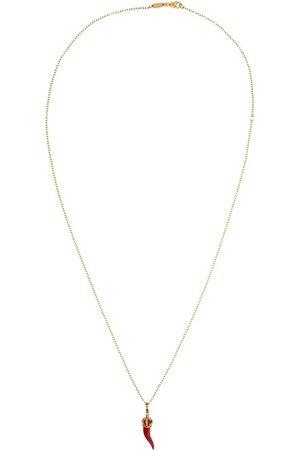 Dolce & Gabbana Collar Good Luck en oro amarillo de 18kt