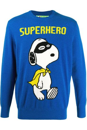 MC2 SAINT BARTH Jersey Snoopy Superhero
