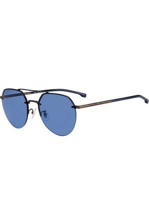 HUGO BOSS Hombre Gafas de sol - Gafas de Sol Boss 1142/F/S Asian Fit SVK/KU
