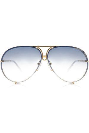Porsche Design Hombre Gafas de sol - Gafas de Sol P8478 W