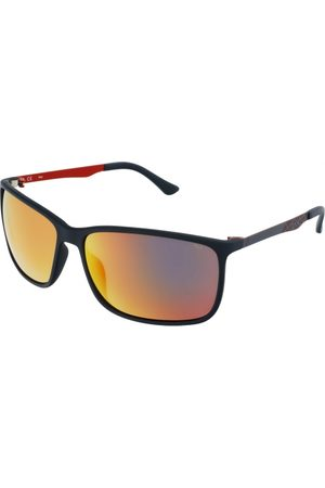 Fila Hombre Gafas de sol - SF9383 98SR Steel BLU Metallizzato Opaco