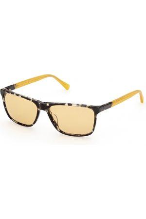 GANT Hombre Gafas de sol - GA7185 55E Havana