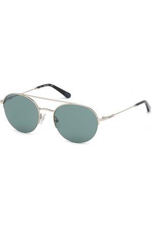 GANT Hombre Gafas de sol - GA7113 10N Nickel