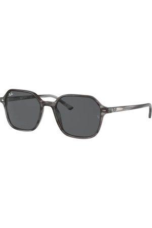 Ray-Ban Gafas de sol - John RB2194 1314B1 Striped Grey