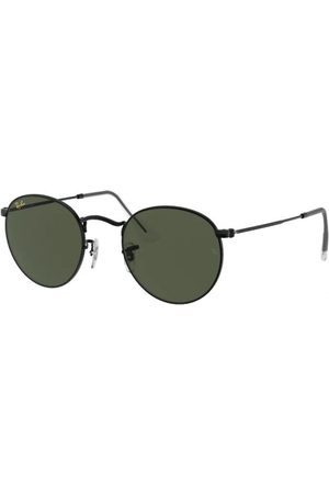 Ray-Ban Gafas de sol - RB3447 Round Metal 919931 Black