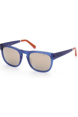 GANT Hombre Gafas de sol - GA7200 92G Blue/Other