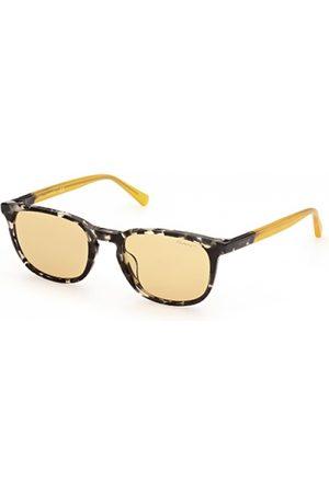 GANT Hombre Gafas de sol - GA7186 55E Havana