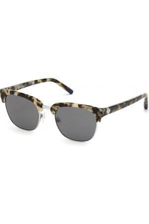 GANT Hombre Gafas de sol - GA7121 55C Havana