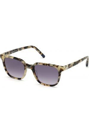 GANT Hombre Gafas de sol - GA7120 55C Havana