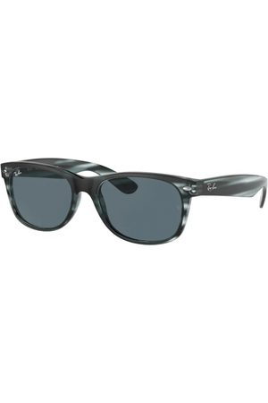 Ray-Ban Gafas de sol - RB2132 NEW Wayfarer 6432R5 Striped Blue Havana