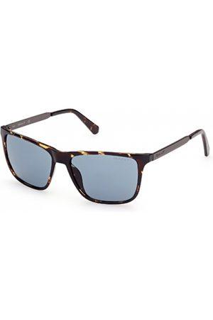 GANT Hombre Gafas de sol - GA7189 56V Havana
