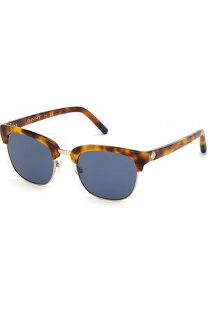 GANT Hombre Gafas de sol - GA7121 53V Havana