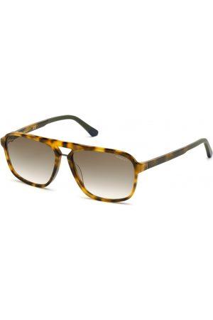 GANT Hombre Gafas de sol - GA7123 53P Havana