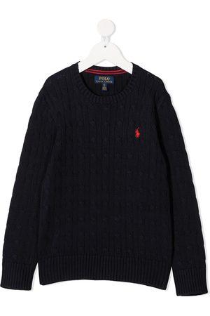 Ralph Lauren Jersey con logo bordado