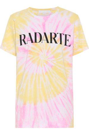RODARTE Camiseta Radarte con tie-dye
