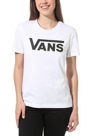 Vans Camiseta De Cuello Redondo Flying V
