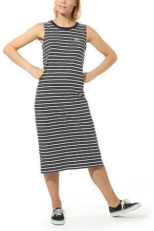 Vans Vestido Midi Mini Check