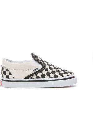Vans Zapatillas De Niño Checkerboard Slip-on